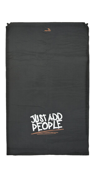 Easy Camp Siesta Slaapmat Double 10,0cm zwart